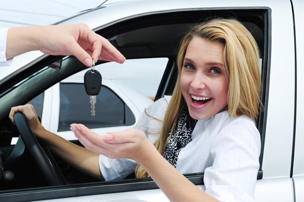 Güvenli araç kiralama