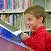 çocuklarda kitap okumak