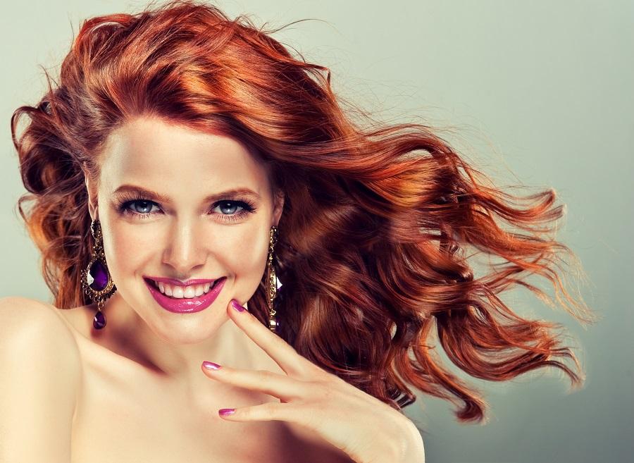 dikkat çekici saçlar için bakım