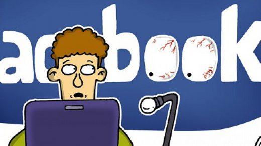 facebook narsizm