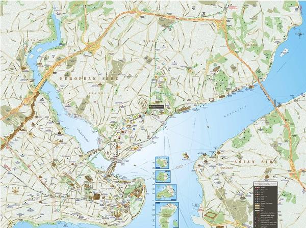 interaktif haritalar
