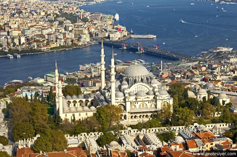 İstanbul'da Gezilmesi Gereken Yerler