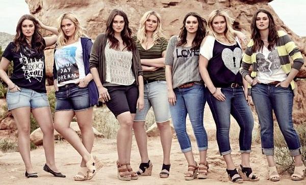 kilolu kadınlar