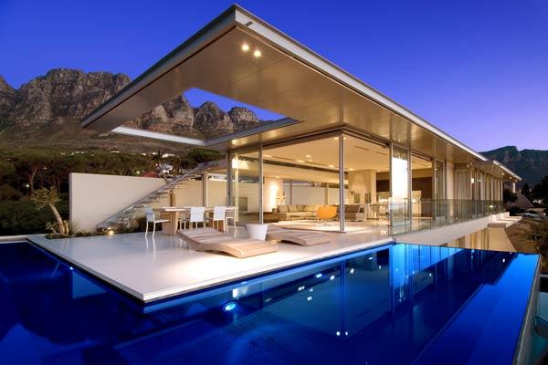 modern villa modelleri