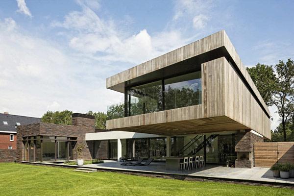 modern villalar