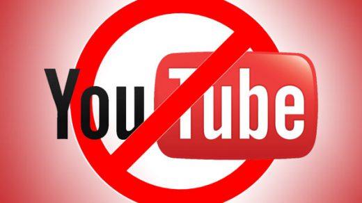 yasaklı youtube